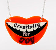 Creativity For Joy Necklace Jewellery - Necklace Tatty Devine for We Built This City 2