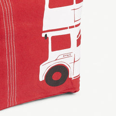 No. 15 Bus Shopper Tote Bag