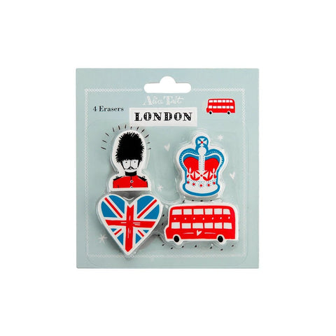 London Eraser Pack