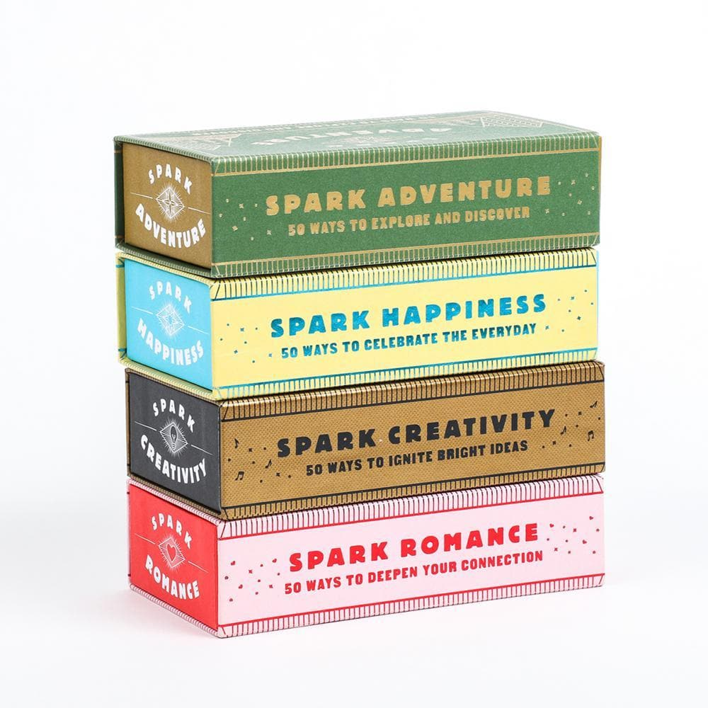 Spark Happiness Matches