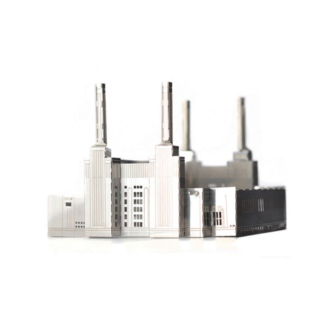 MONUmini Battersea Power Station Model Kit