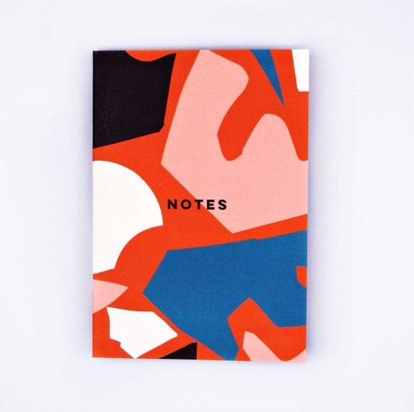 Cut Out Shapes Notebook