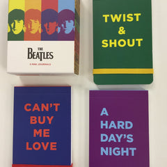 The Beatles 1964 Mini Journal Set