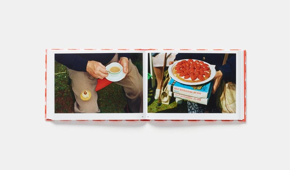 Real Food by Martin Parr