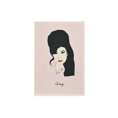 Amy Winehouse card