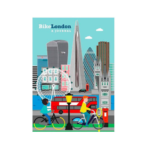 Bike London: A Journal