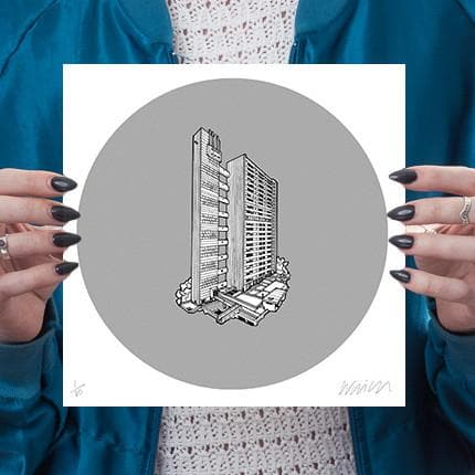 Balfron Tower (Grey)