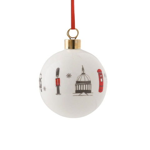 London Icons Skyline Bauble