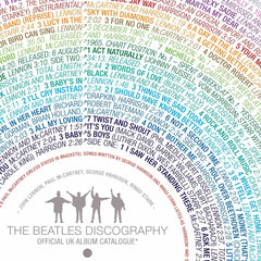 The Beatles: Discography Art Music nickprints for We Built This City 3