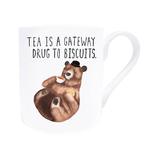 Biscuit Bear Mug