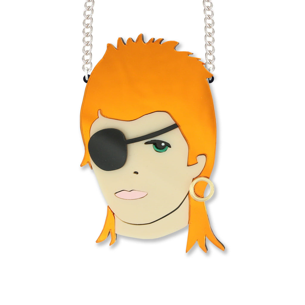 Bowie 'Halloween Jack' Necklace