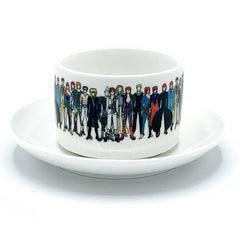 david bowie cup saucer aladdin sane ziggy stardust for We Built This City 4