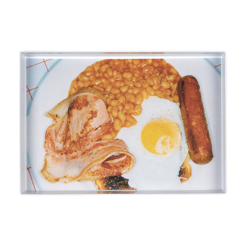 Martin Parr English Breakfast Tray