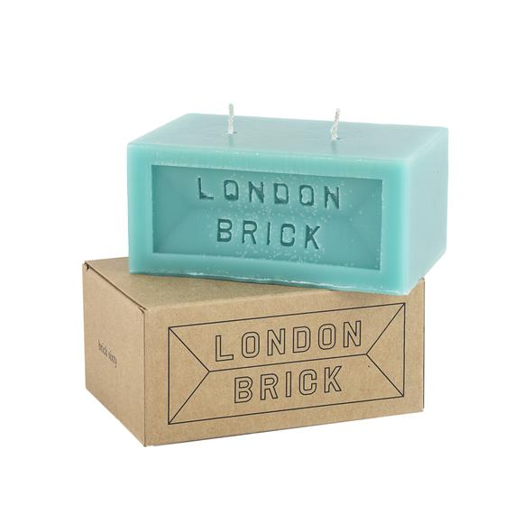 Brick Candle - Thames Drift Homeware - Candles Brick Sixty for We Built This City 1