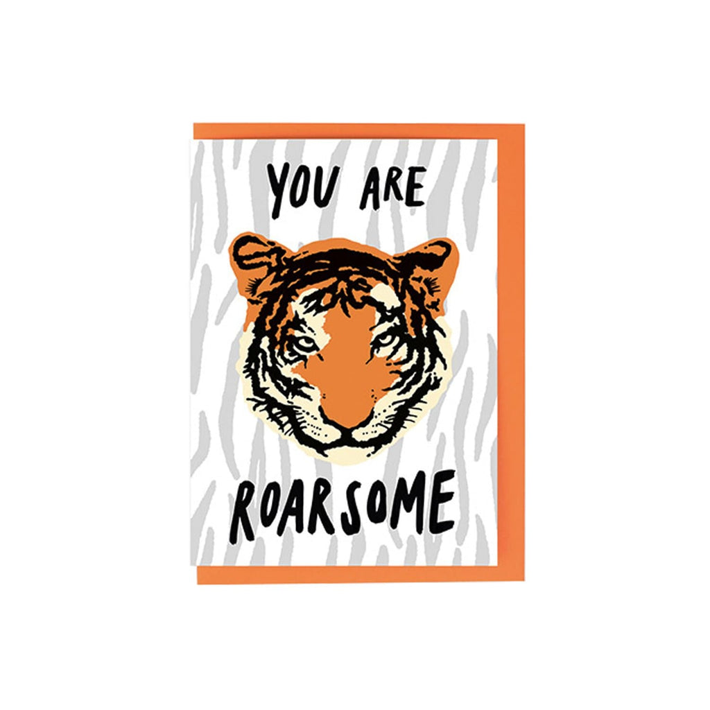 You Are Roarsome Card