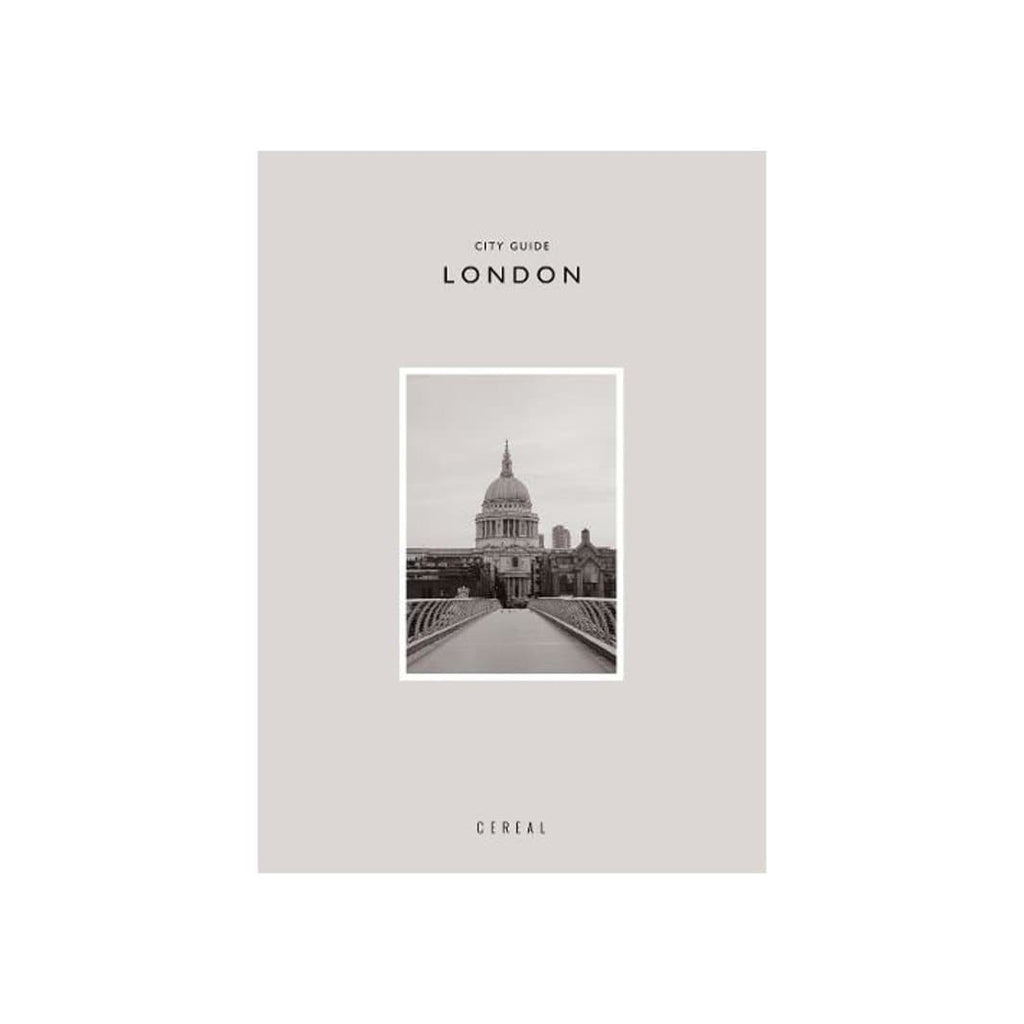 London Cereal City Guide