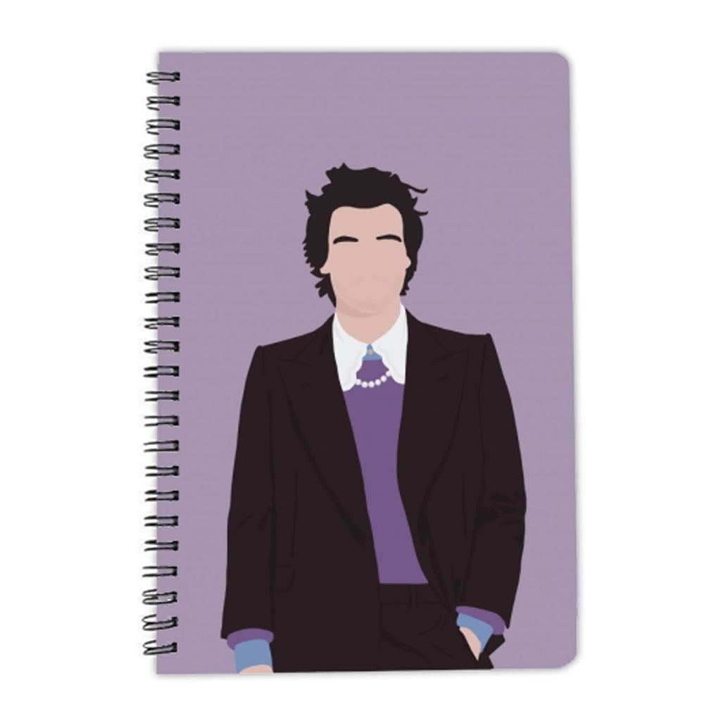 Harry Styles Notebook