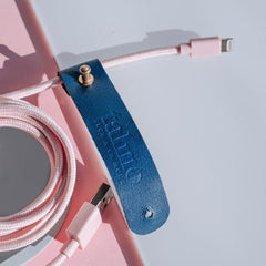 2m Lightning Cable - Bubblegum Pink Fasion - Cables Talmo for We Built This City 3