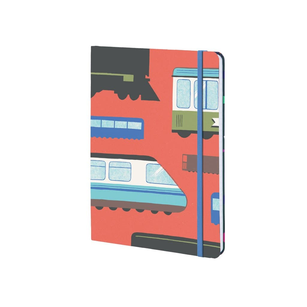 Trains - David Doran Notebook