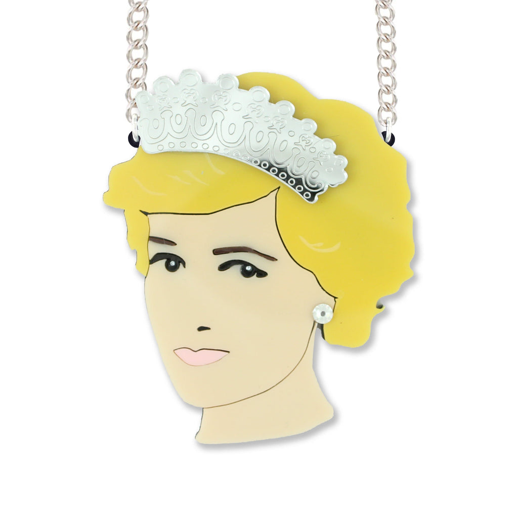 Princess Di Necklace