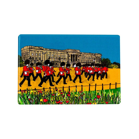Buckingham Palace Fridge Magnet