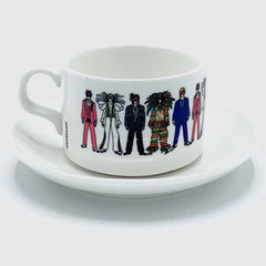 elton john mug cup saucer rocket man for We Built This City 3