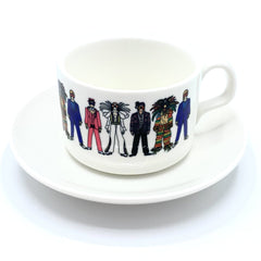 elton john mug cup saucer rocket man for We Built This City 4
