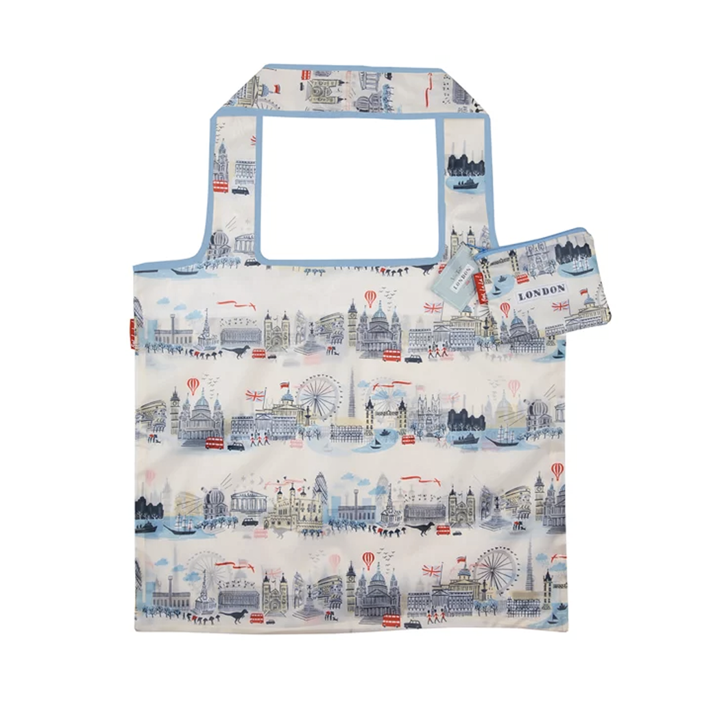Alice Tait Foldaway Bag Fashion - Tote Temple Island Collection for We Built This City 1