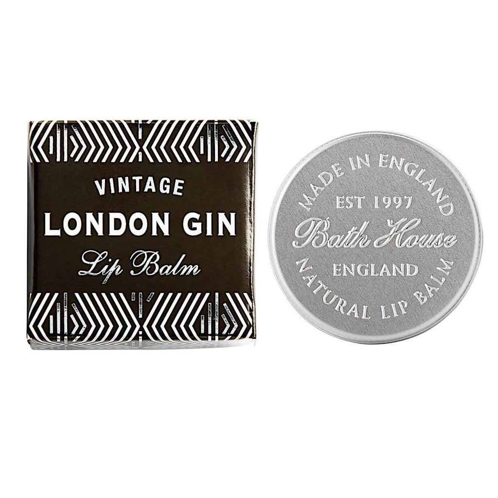 Vintage London Gin Lip Balm Bath & Beauty - Lip Balm The Bath House for We Built This City 2