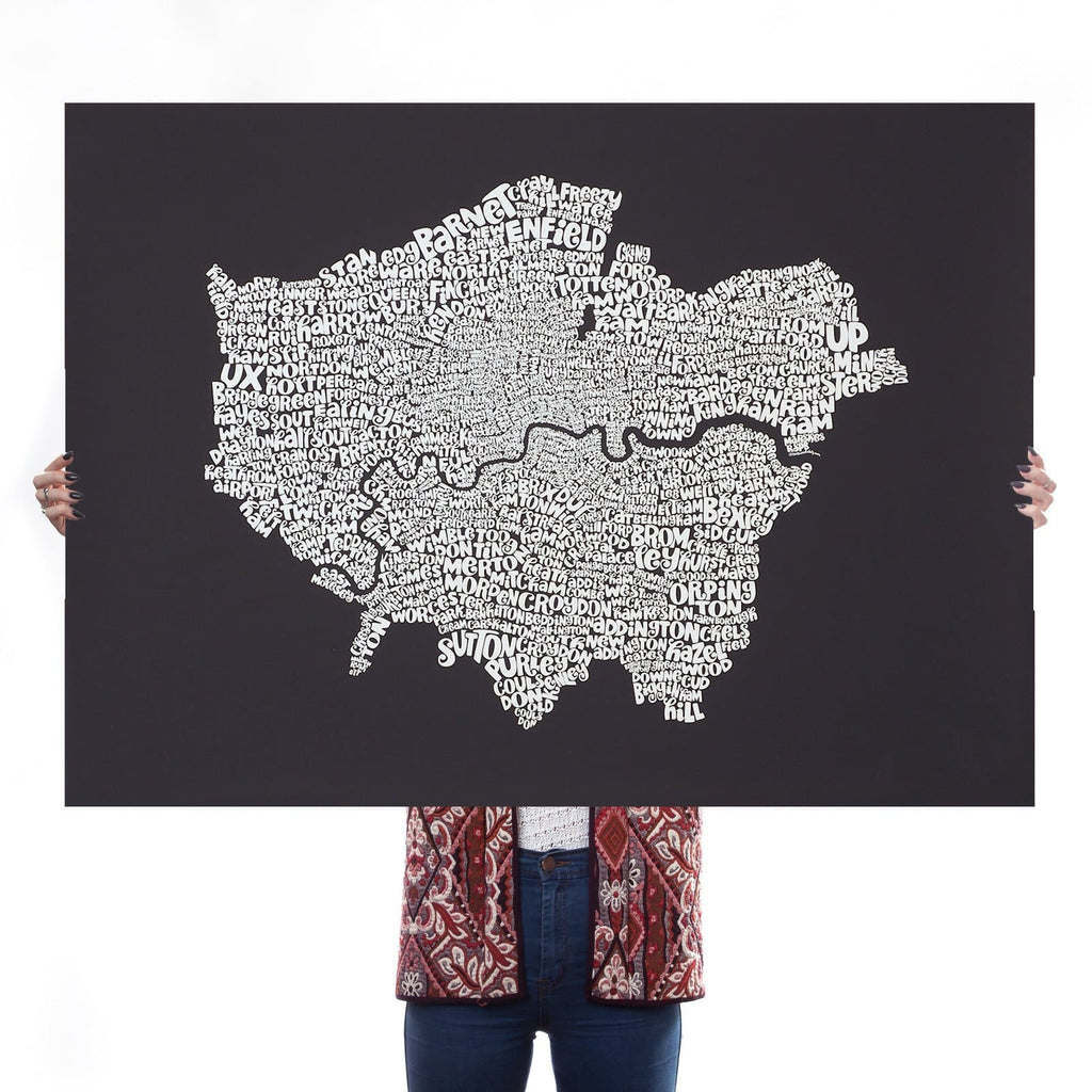 Greater London (White)