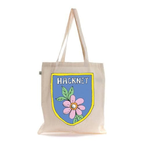 Hackney Canvas Tote Bag