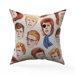 Fabulous Bowie Cushion Homeware - Cushions Helen Green for We Built This City 1