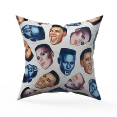 Grace Faces Cushion Homeware - Cushions Helen Green for We Built This City 1