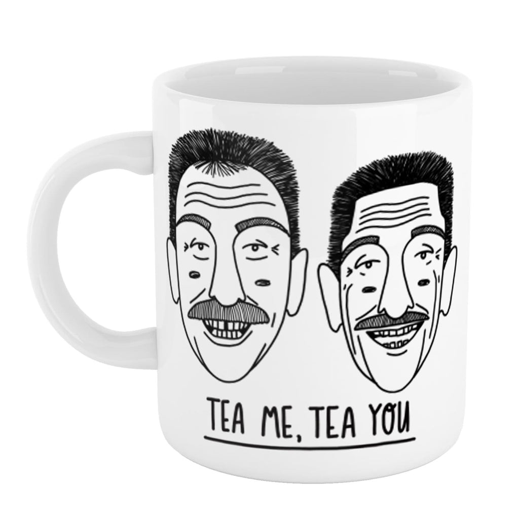 Tea Me Tea You Mug Ceramics - Drinking Vessels Katie Ruby Miller for We Built This City 1