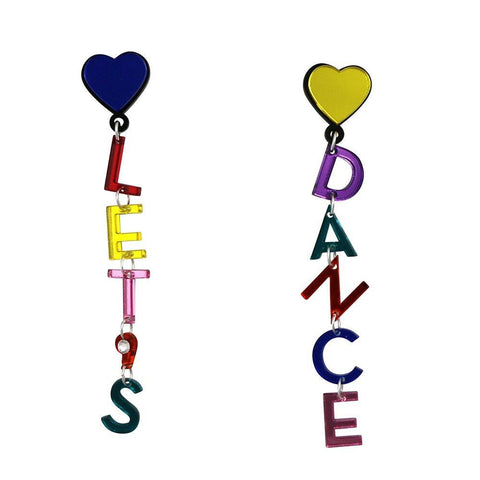 Let's Dance Earrings
