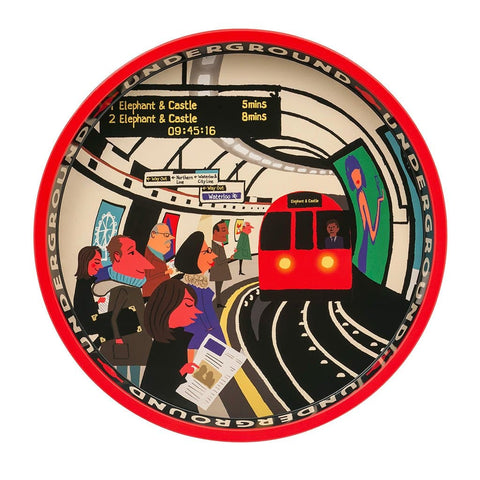 London Scenes Deepwell Tray