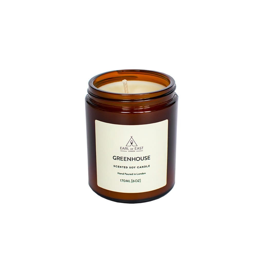 Greenhouse Soy Wax Candle - 170ml