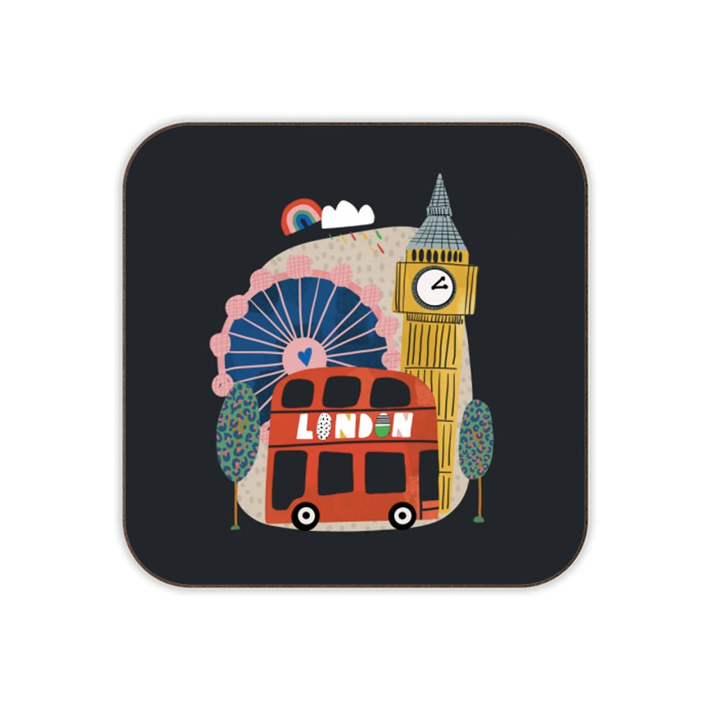 London Coaster Homeware - Coasters Nichola Cowdery for We Built This City 1