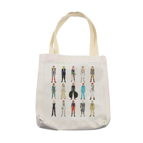 bowie life on mars ashes to ashes labyrinth ziggy stardust aladdin sane tote bag linen