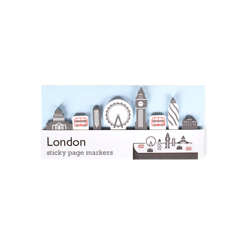 London Sticky Page Markers