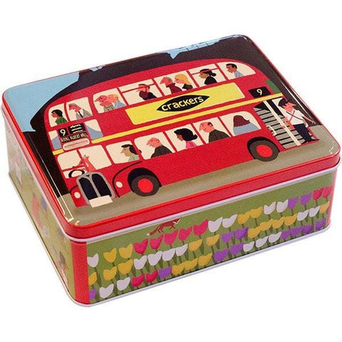 London Scenes Biscuit Tin