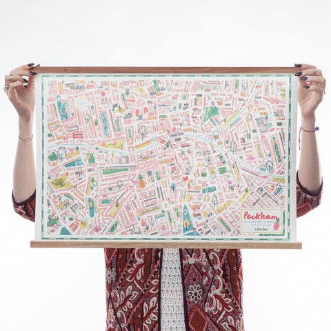 Peckham Map