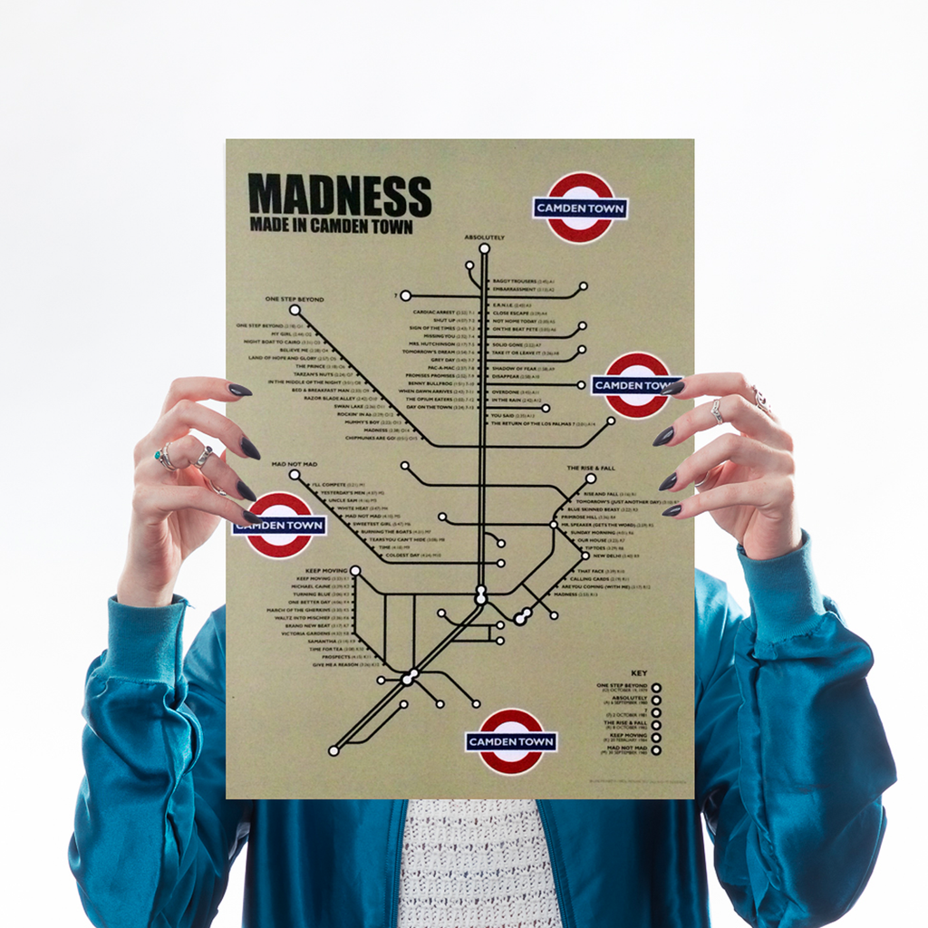Madness - Made In Camden Town, Vol1