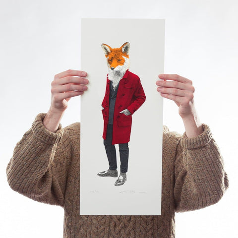 The Fox (Red)