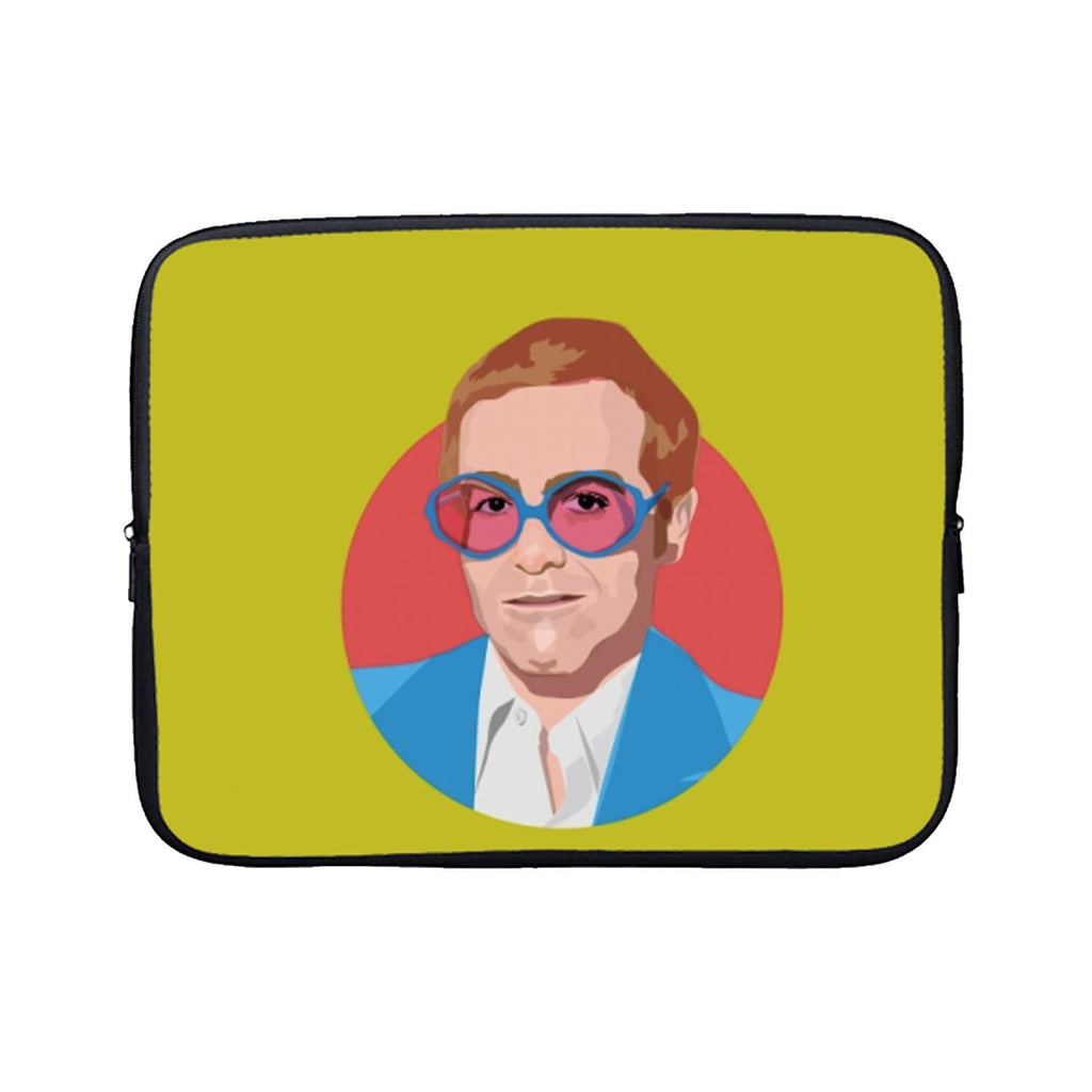 Elton John Laptop Case