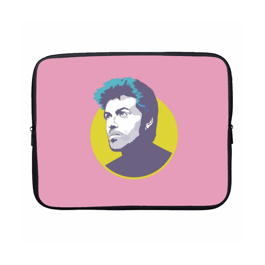 George Michael Laptop Case Fashion - Cases Sabi Koz for We Built This City 1