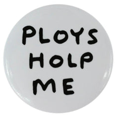 Shrigley Assorted Pin Badges