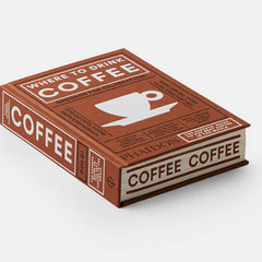 Where To Drink Coffee Book