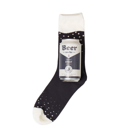 Stout Beer Socks