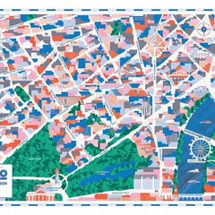 Soho & Covent Garden Map